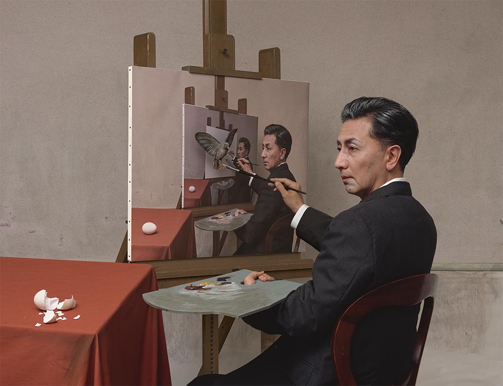 森村泰昌プロデュースの「M@M」にて、第3回展「Mの肖像」作品を解く鍵はエムだ 第1期