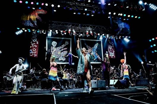 渋さ知らズ結成30周年記念ワンマンツアー、大阪公演は梅田クラブクアトロで開催
