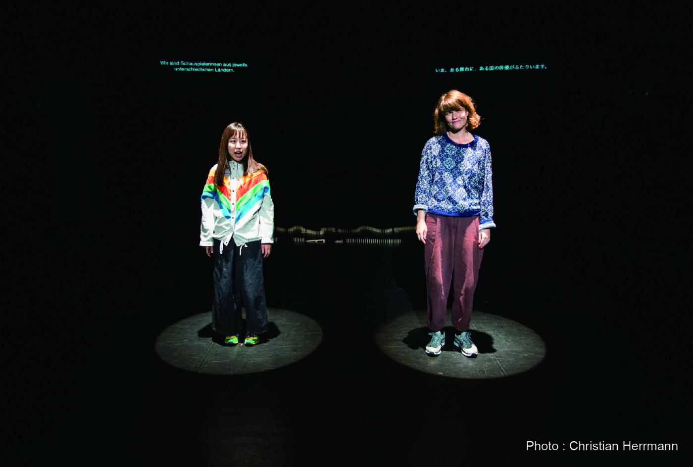 ドイツで初演された筒井潤/dracomの『釈迦ヶ池-Der Buddha-Teich』、京都芸術センターにて上演