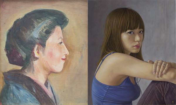 "Yoshimi Artsにて、8名の作家による展示「Insight 23 ""交差する地点/intersecting viewpoint""」"