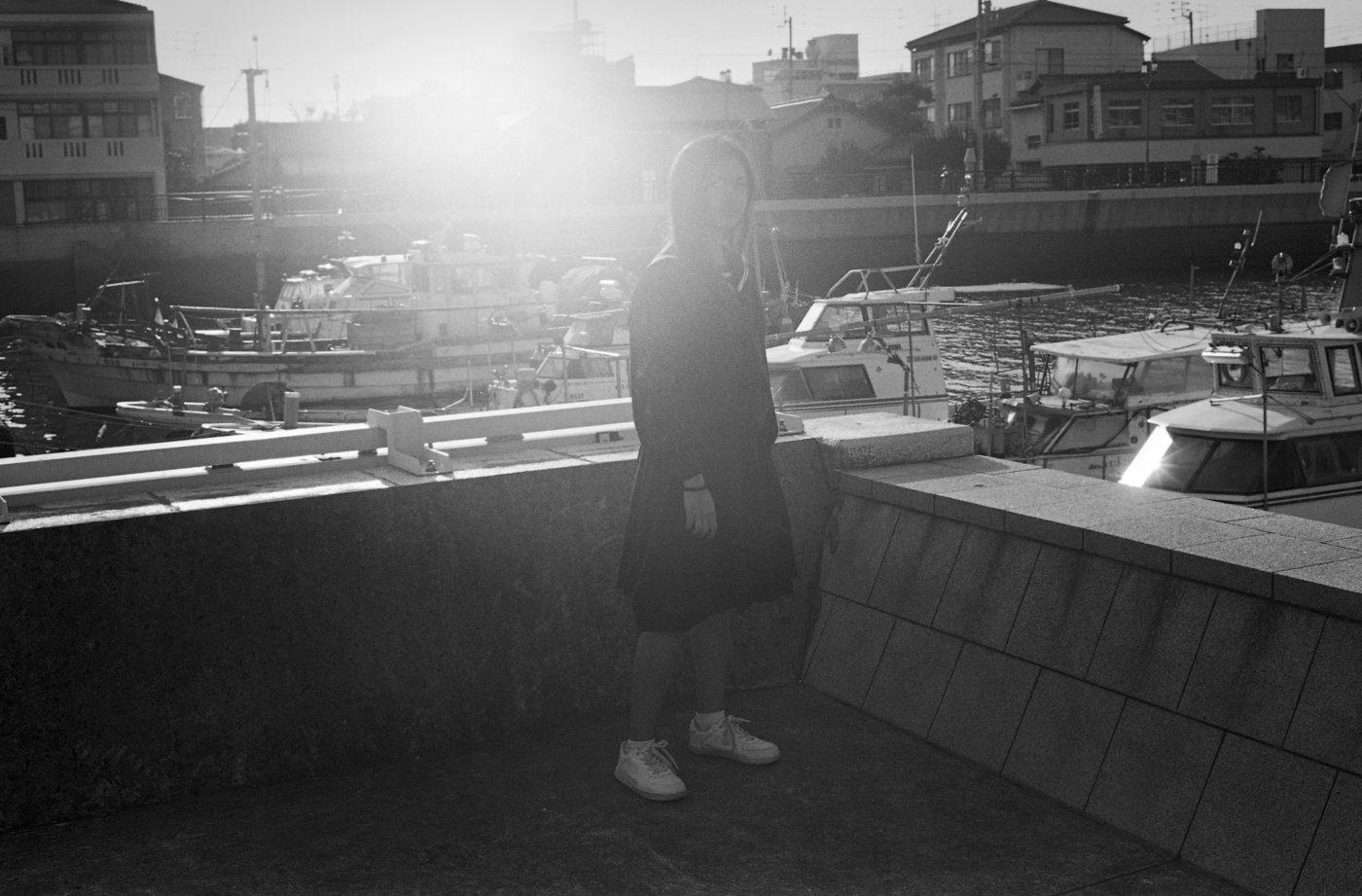 ギャラリー・ソラリスの5周年企画展 染谷學写真展「ほうたれ」