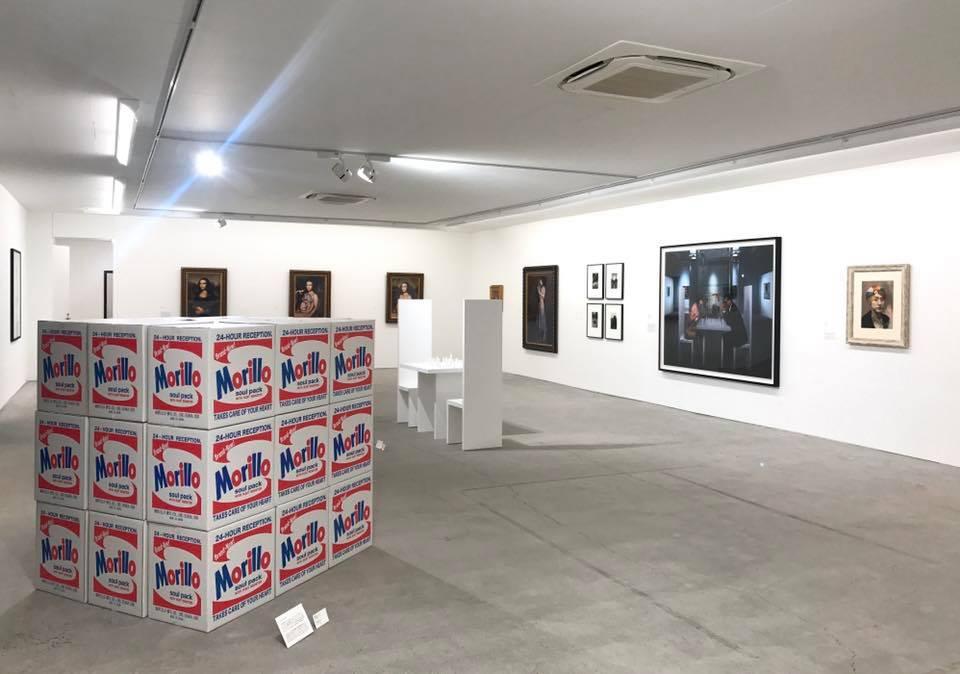 森村泰昌「Mの肖像」展示第2期は、森村著作の読書会やおはなし会など多彩なイベントを開催