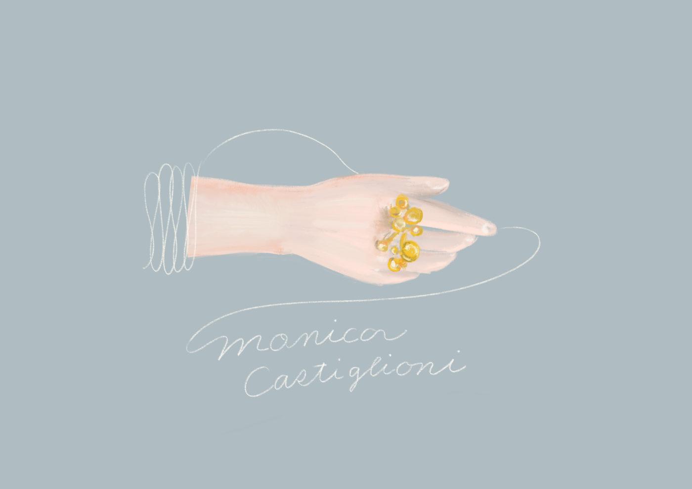 dieci芝川ビル店にて、ジュエリーデザイナー「Monica Castiglioni」の個展を開催