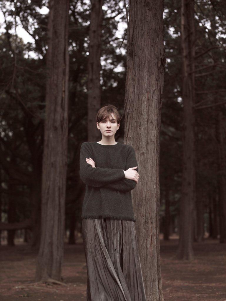 """セーター専門ブランド「walenode」新作受注会・写真家""""角田みどり""""写真展をhowseにて同時開催"""