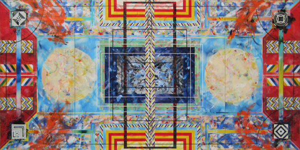 柿沼瑞輝の個展「一点の一瞬」、Yoshimi Artsにて