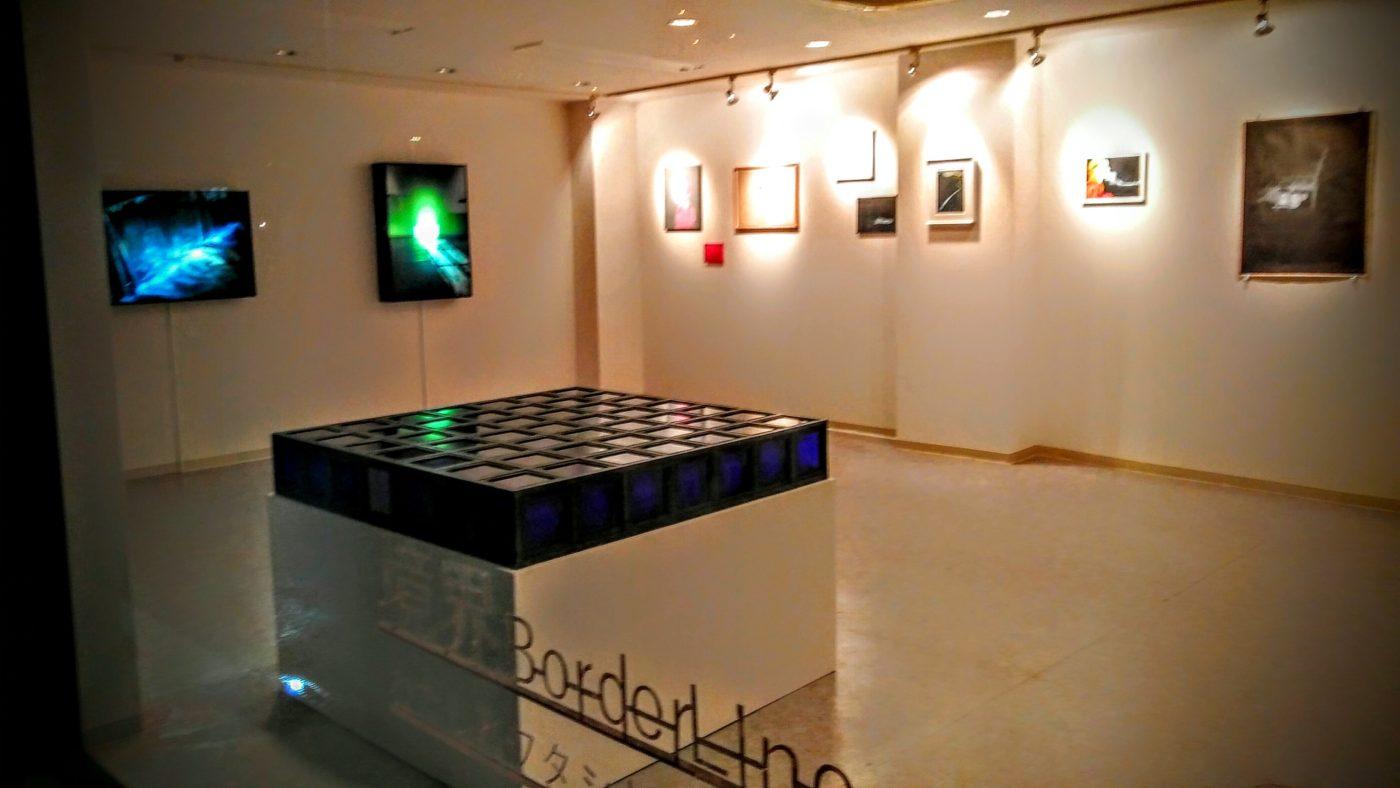 MI Gallery 企画2020「境界-borderline-わたしとワタシと私の見る世界[序章]」