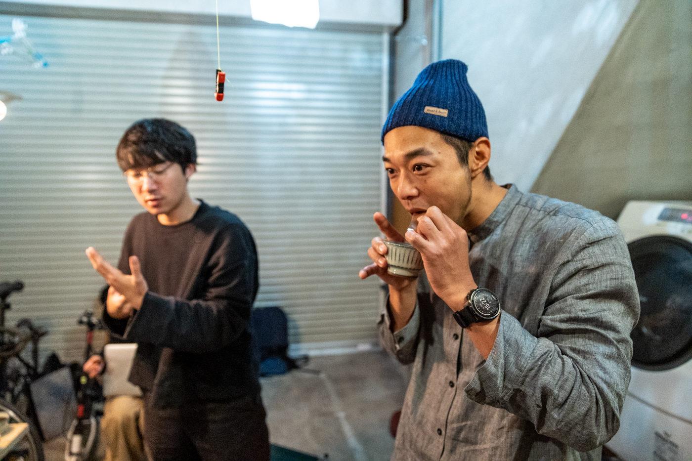 INTERVIEW:梅田哲也|ただそこにある小さな声と時間を思うこと 2/3