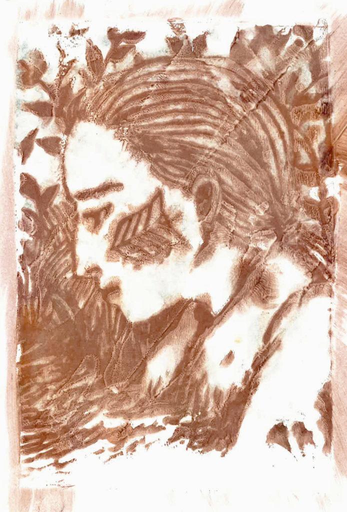 """""""ゆらぎ""""の絵画で人間の性と世界の有様を表現する画家、黒宮菜菜の個展「カタストロフの器」がGallery Nomartにて開催。VOCA展2020で発表した200号の大作を関西で初公開。"""