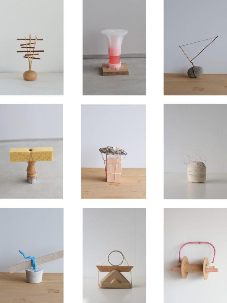 """デザインプロジェクト「elements」による""""思考を積むこと・束ねること""""の可能性を探る展示会が丼池繊維会館にて開催。出版レーベル「RONDADE」も参加。"""