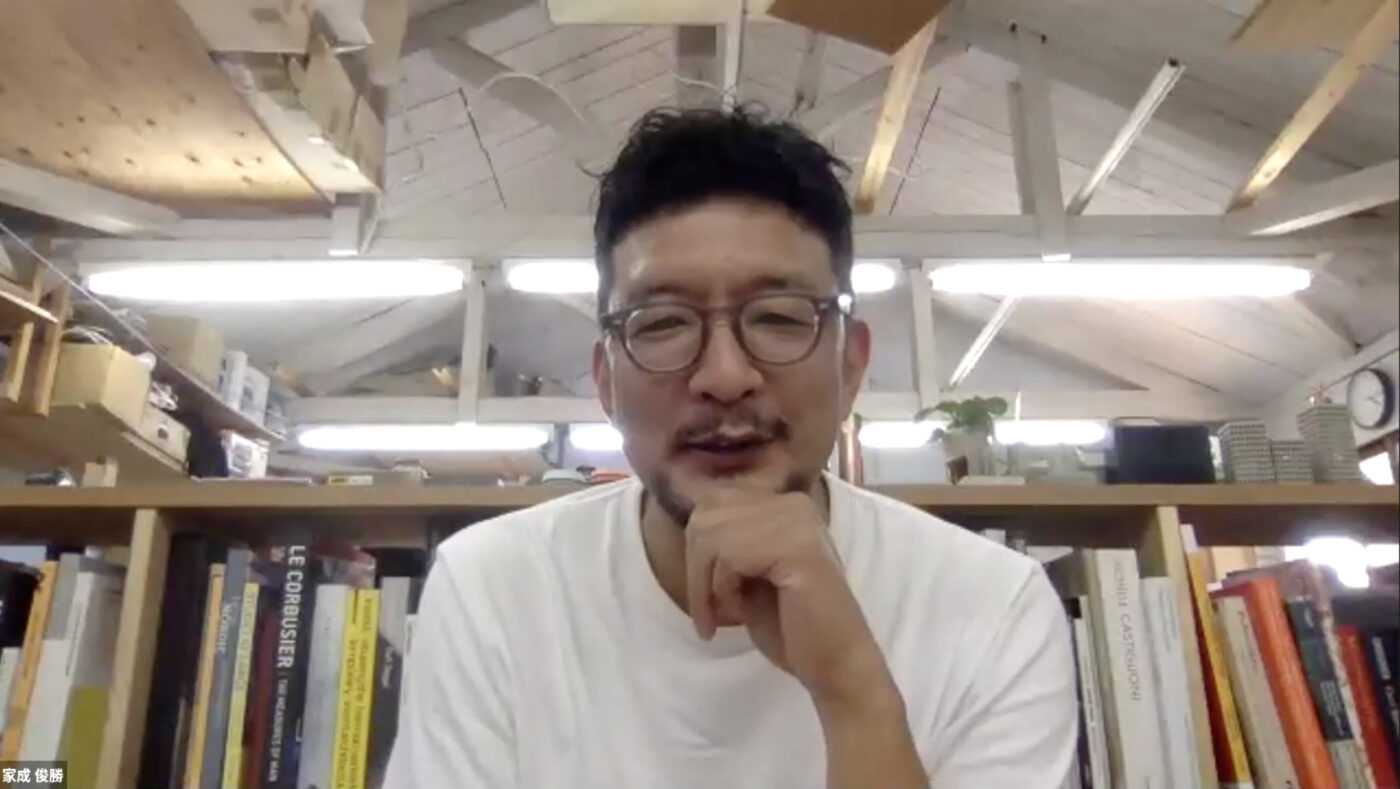 DIALOGUE:家成俊勝×北川眞也| ロジスティクスを遮り、都市を使い直す 2/2