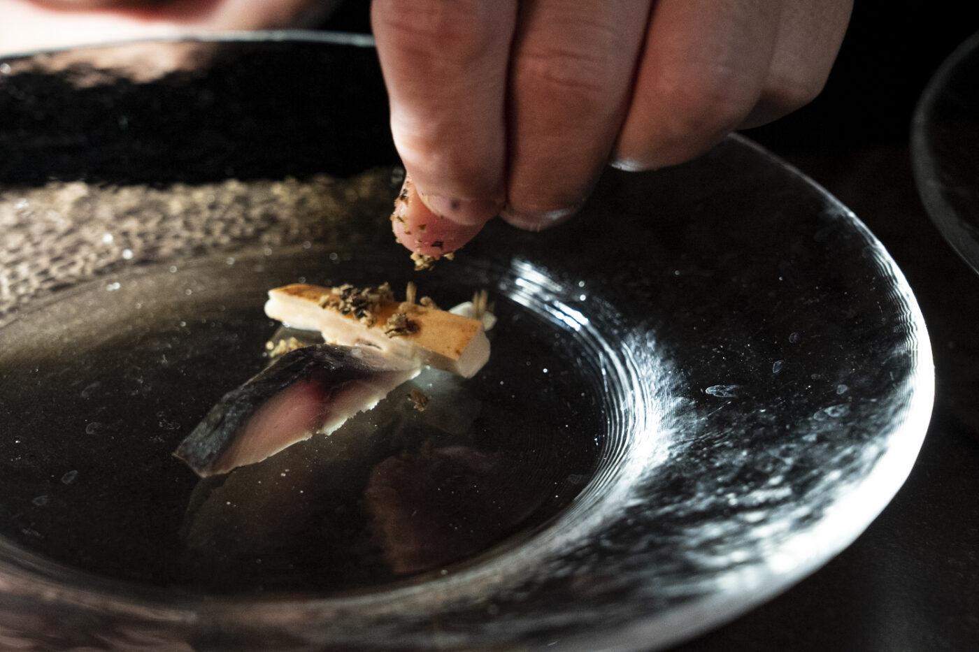 REPORT:有家シェフがきのこを採って料理するまで 2/2