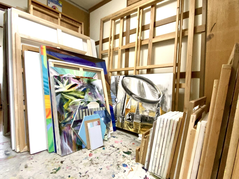 INTERVIEW:山本理恵子| いま絵画を見ること。コミッションワークと似て非なる、注文絵画の経験