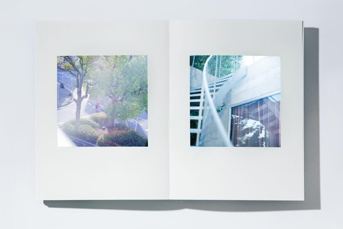 建築写真家・大竹央祐が此花のThe Blend Innと周辺のまちなみをとらえた初の写真集『Beyond Inn Out』、烽火書房より発行。