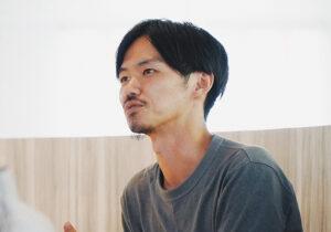 INTERVIEW:芝野健太|答えは常に相手側にある